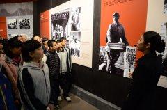 铭记历史 圆梦中华——我校初一年级到省博物院研学参观